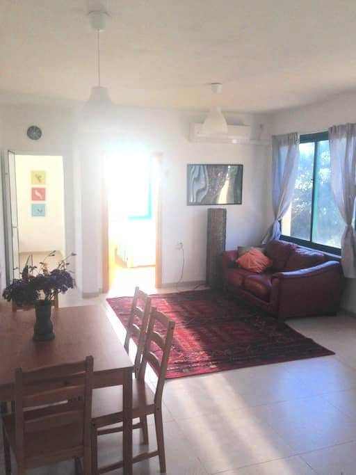 A cozy place in the Galilee - Haluts - Apartemen