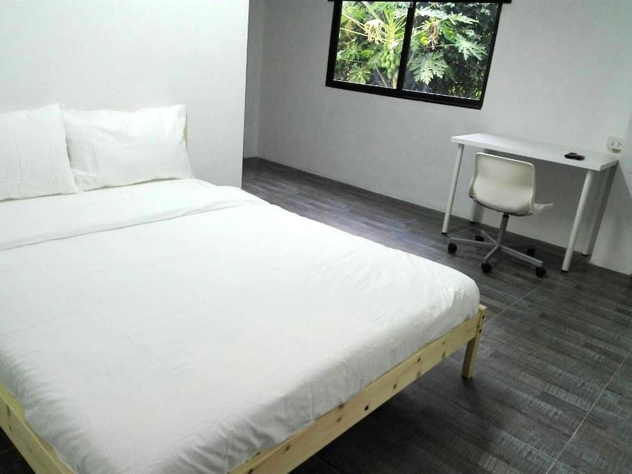 Unit 2-1 @ Relax Lodge - Central & Greenery - Bangkok - Gästehaus