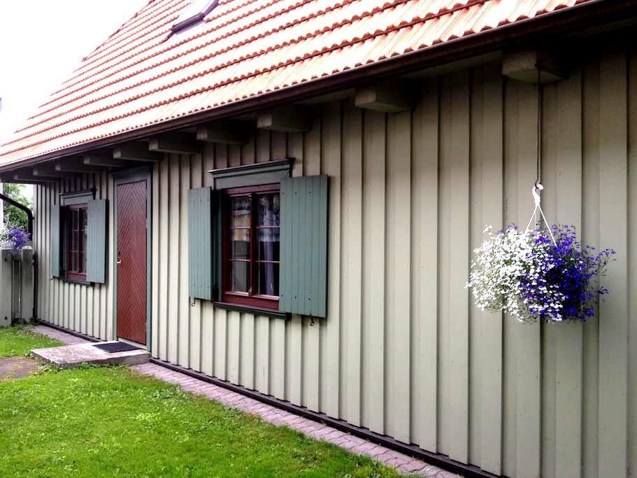 Cozy house next to center and beach - Pärnu - Huis
