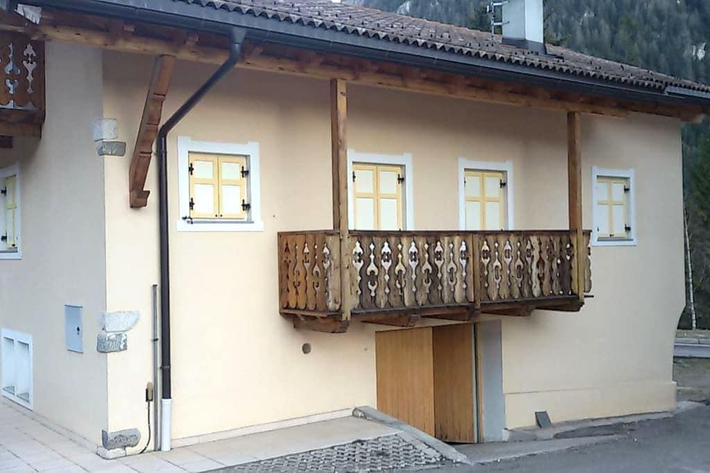 Casa in montagna - Pera