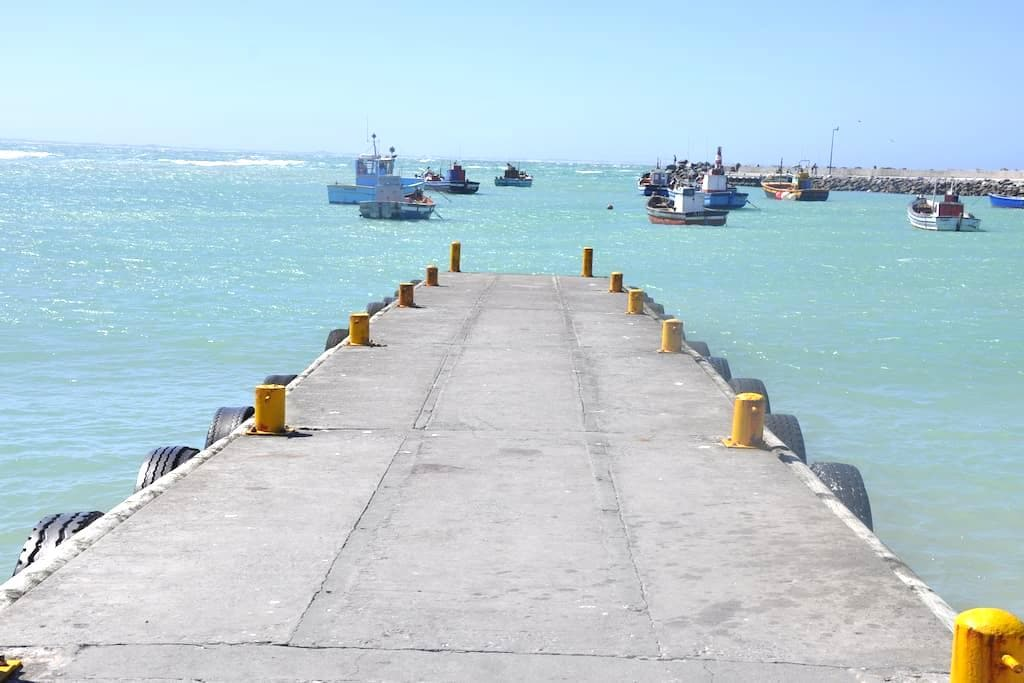 Cosy Southernmost point of Africa beach stay - Struisbaai - Appartement