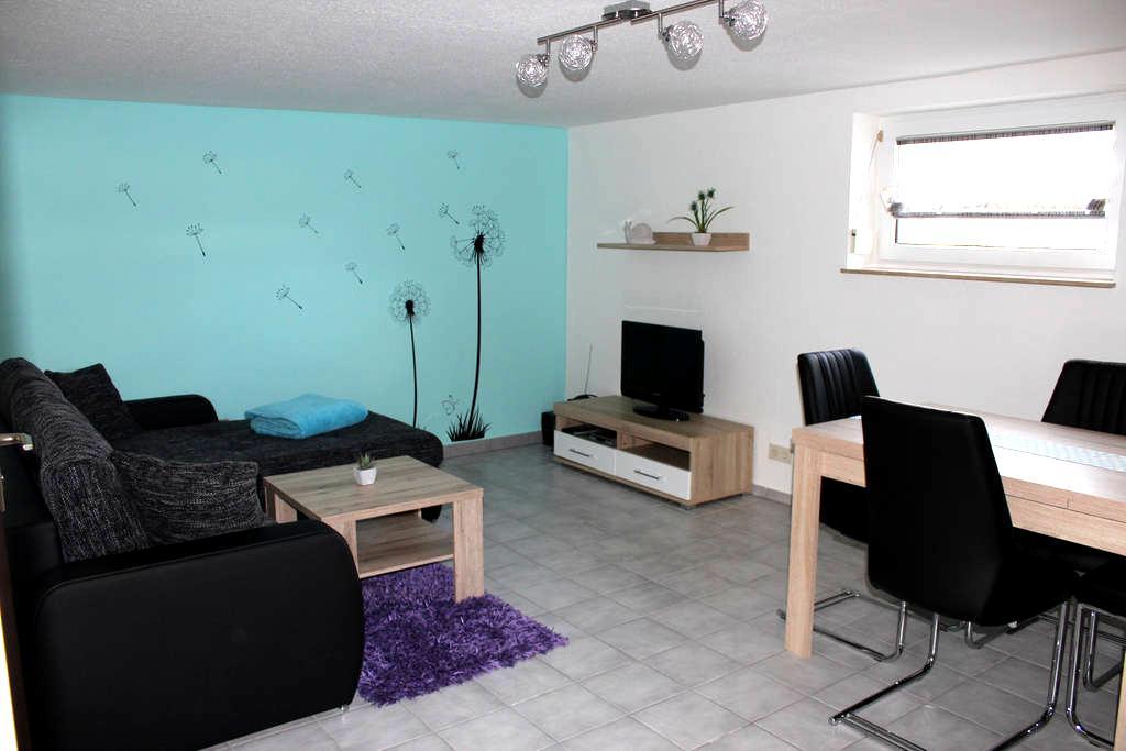 Appartement près de EuropaPark Rust - Kappel-Grafenhausen - Daire