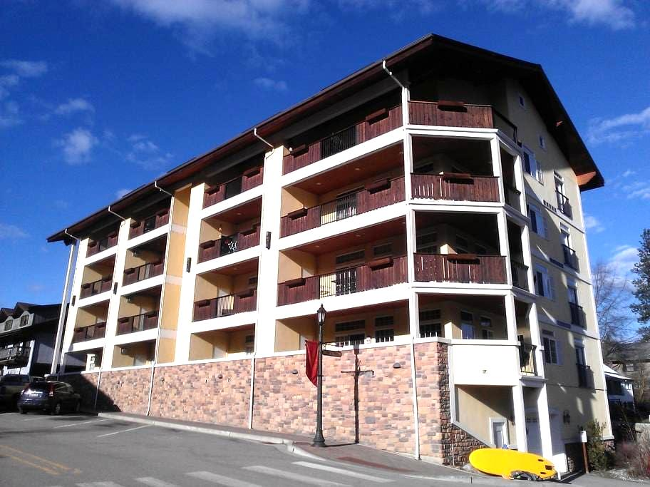 Downtown Condo - Heart of Bavaria - Leavenworth - Appartement