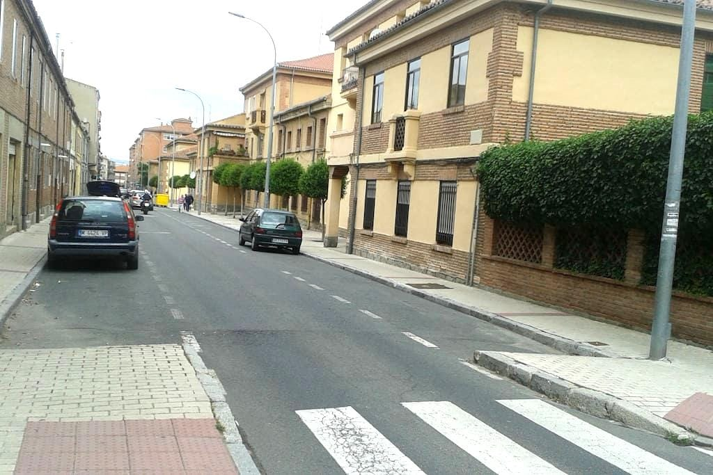 apartamento muy cerca de la muralla - Ávila - Flat