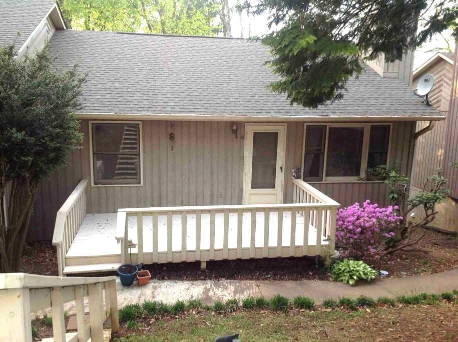 West Asheville - Room Near River Arts District - Asheville - Villa