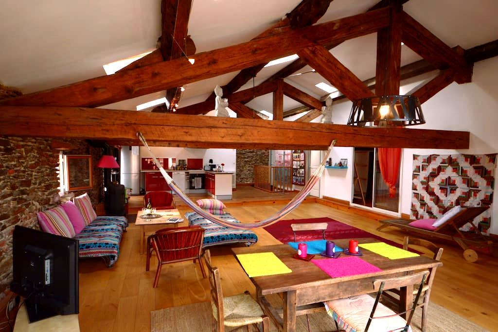 Loft de charme proche collioure et les criques - Port-Vendres - Loft