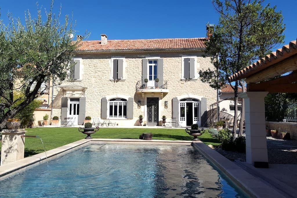 """Cottage """" La bastide de l'olivier"""" - Monteux - Apartment"""