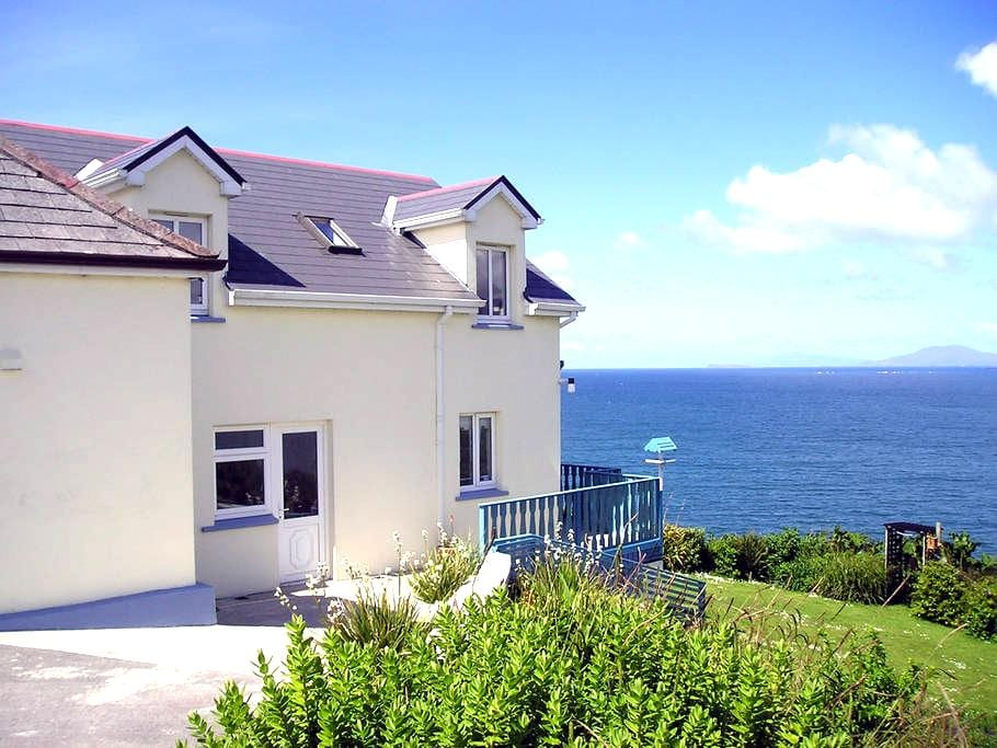 Dolphin Watch Self Catering House - Letterfrack