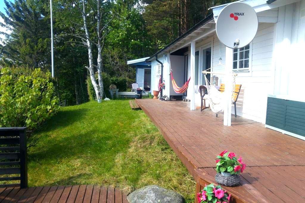 Fiskvik - Skatval - Skatval - Kabin