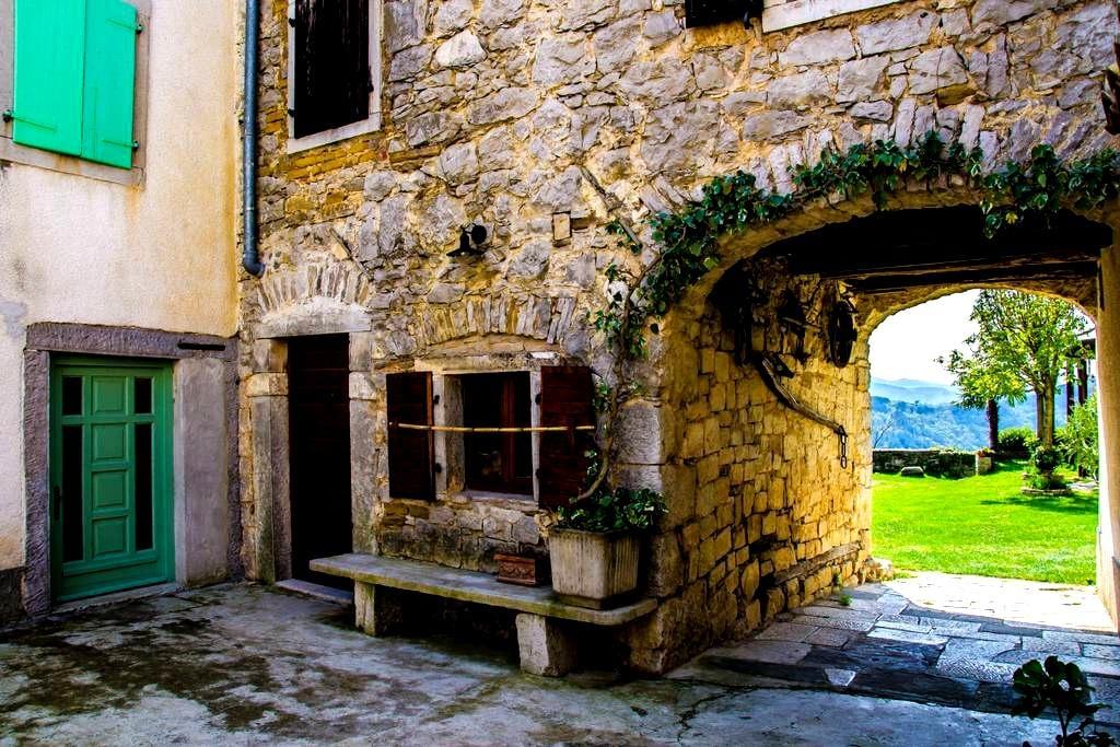Amazing panorama from Villa Ana - Sovinjak