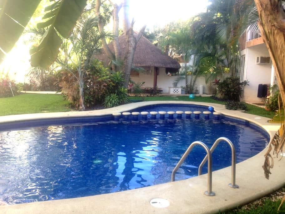 Shared condo in Playacar - Playa del Carmen - Byt