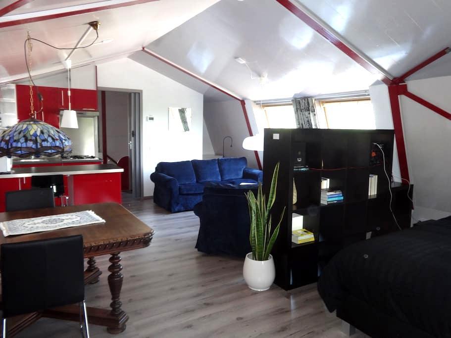 VakantiestudioOnderdijk direct aan het IJsselmeer! - Wervershoof - Διαμέρισμα
