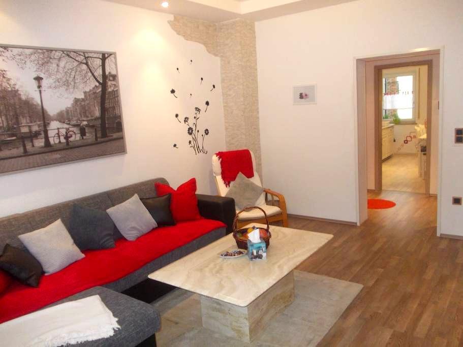 Ferienwohnung Comfort Living - Nuremberg  - Appartement