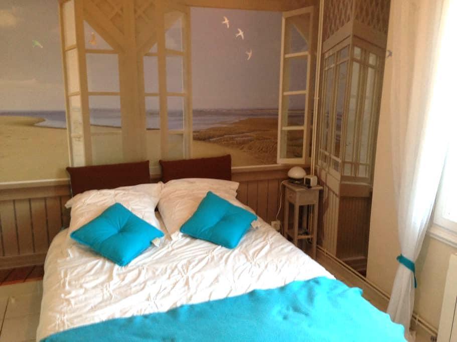 3 chambres  dans villa Carcassonne - Carcassonne - Haus