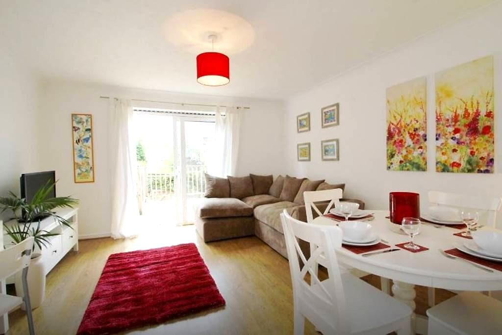 Oxford City 2 bed house & parking - Oxford - Huis