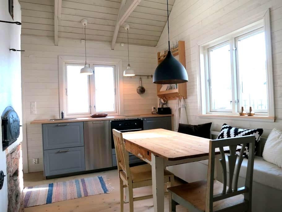 Charming house in archipelago - Hyppeln