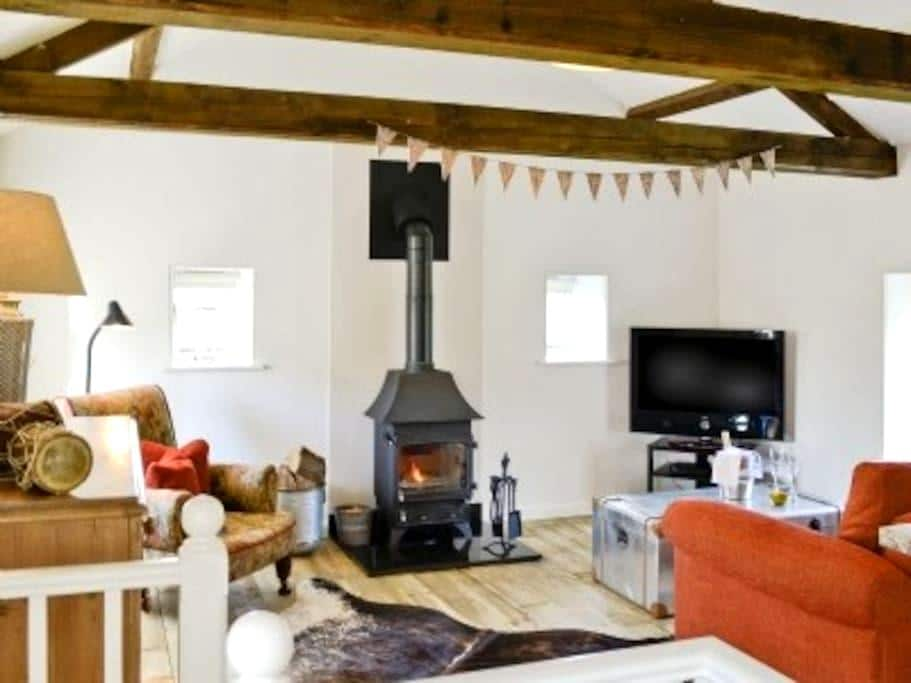 Rural heaven for two… - Ilton - Rumah