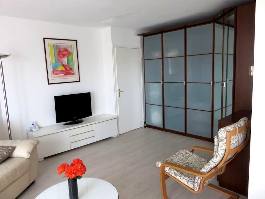 Studio apartment, 20 ' from Paris - Antony - Apartment