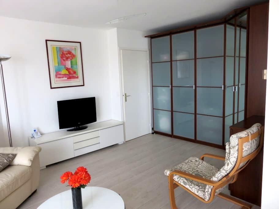 Grand studio à 20 mn de Paris - Antony - Lakás