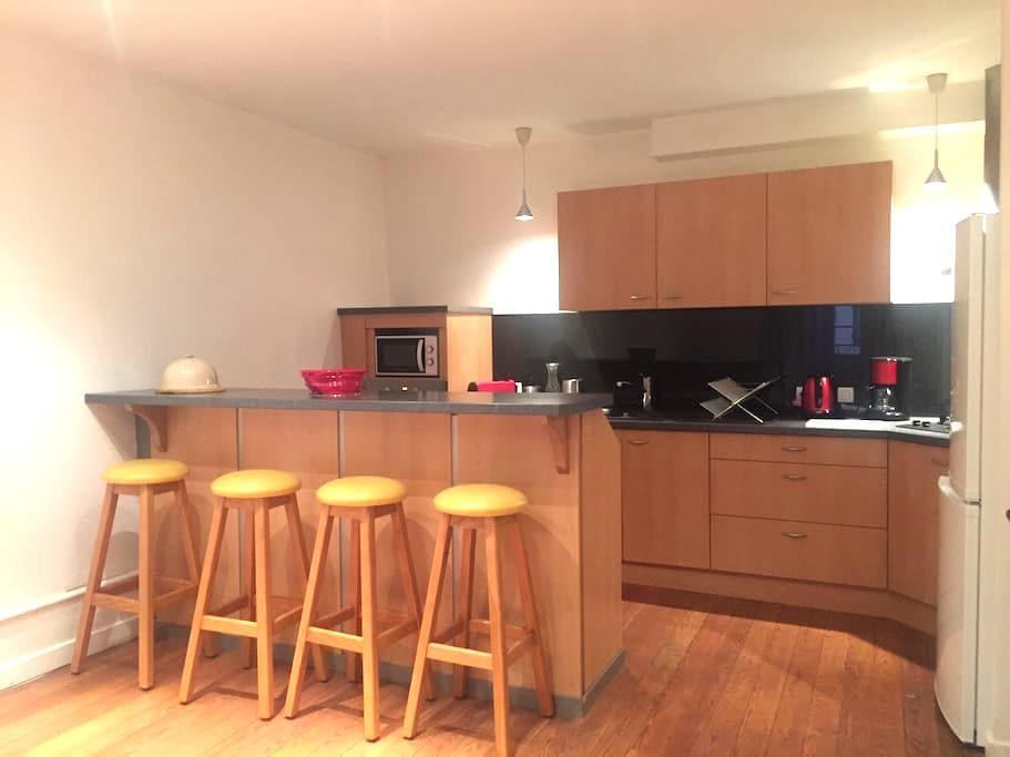 Annecy, Chamonix et Genève - La Roche-sur-Foron - Apartamento