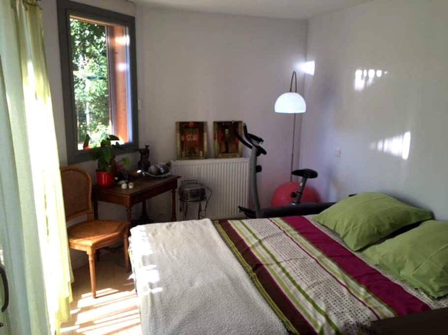 Chambre d'hôte proche Grenoble - Claix - Casa
