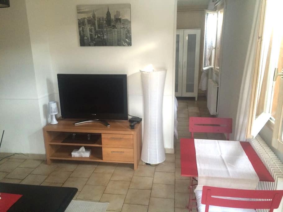 Petite maisonnette au calme - Saint-Cézaire-sur-Siagne - Rumah