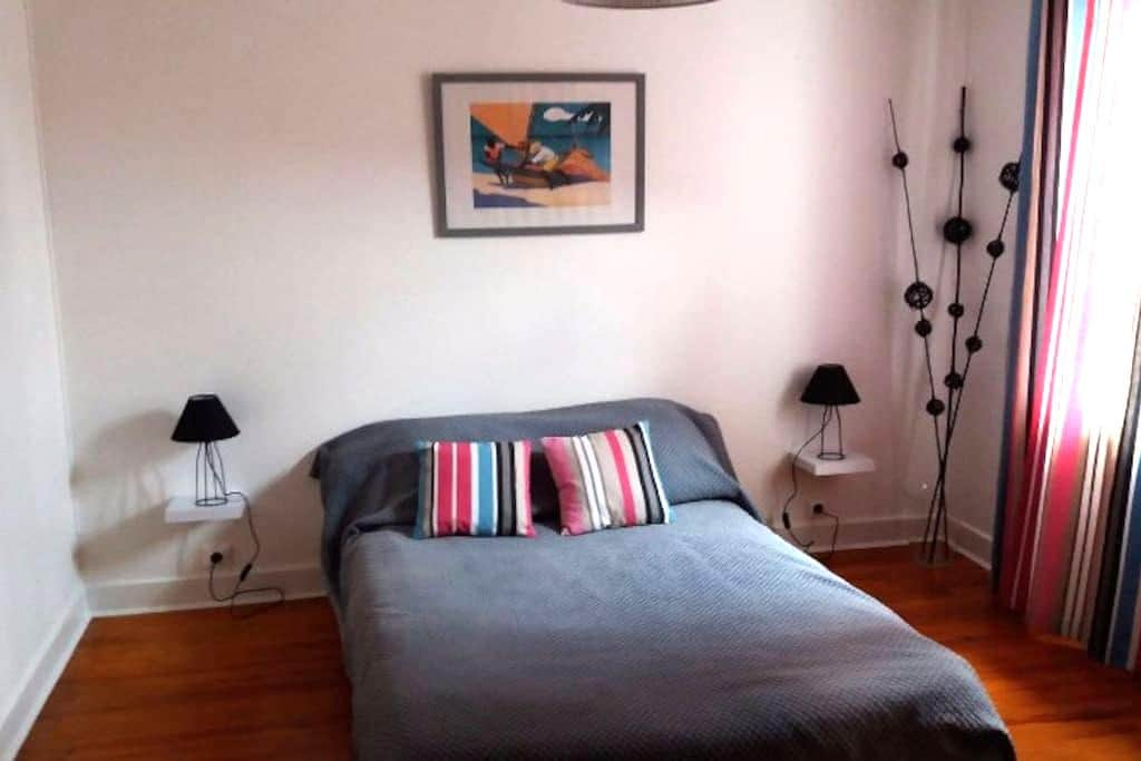 1 chambre calme à proximité de toutes comodités - Arcangues - Dom