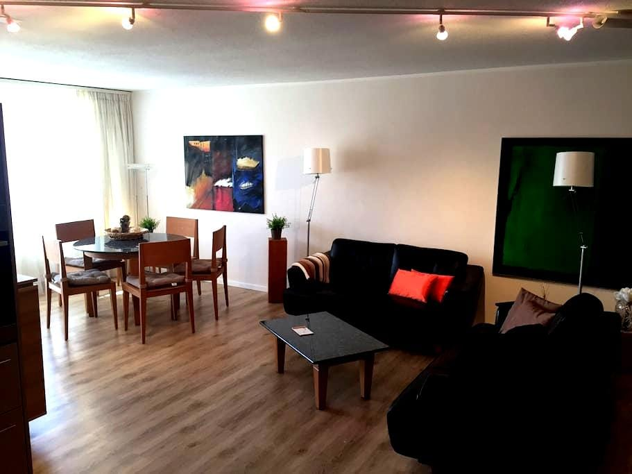 Appartment Hubel      (in 4*-Hotel) - Beatenberg