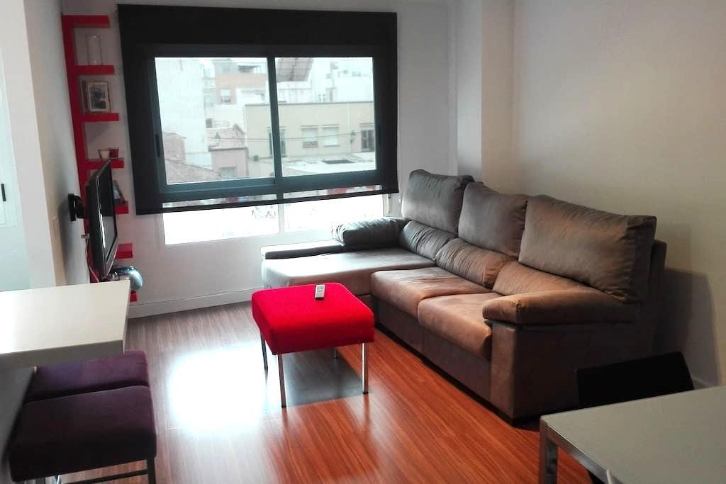 Moderno apartamento céntrico,cerca de todo. - Elx - Appartement