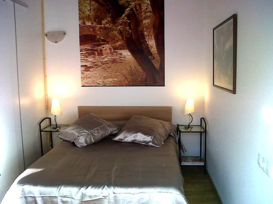 Apartamentos con encanto Mendiola - Luzaide/Valcarlos - Lägenhet