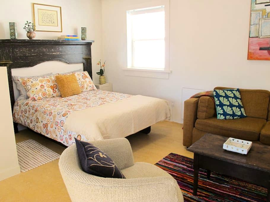 Penland Road Studio Apartment - Bakersville - アパート