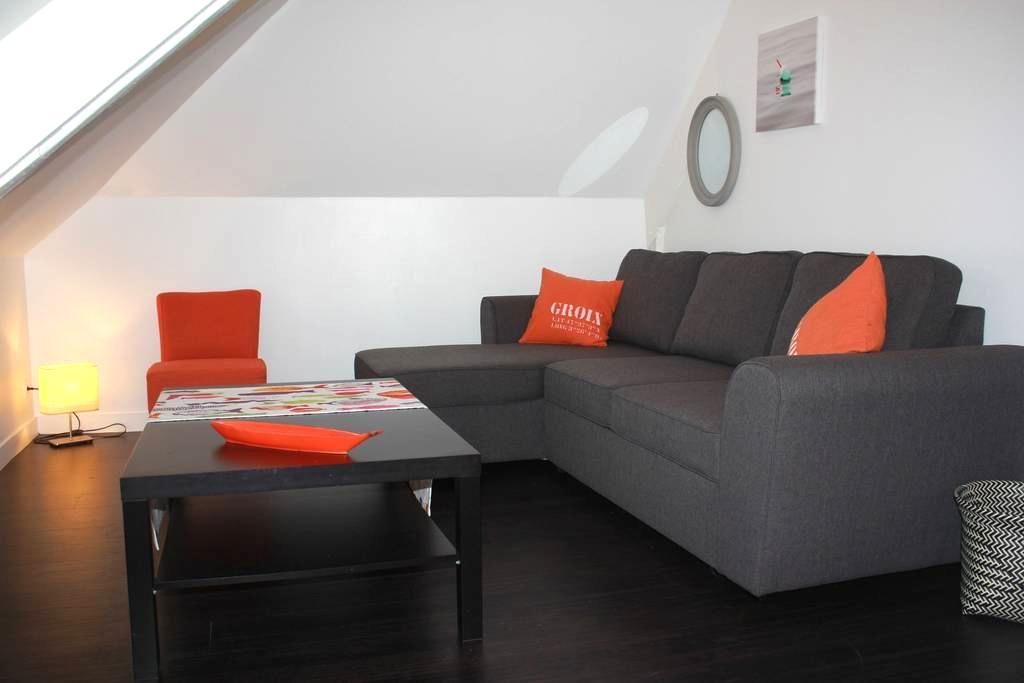 Bel appartement en centre ville - Pont-Aven - Lejlighed