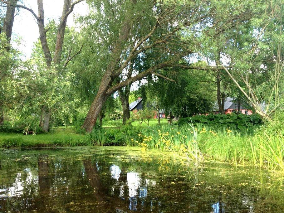 Hyggeligt landsted 45 min. fra Kbh - Sorø - Huis