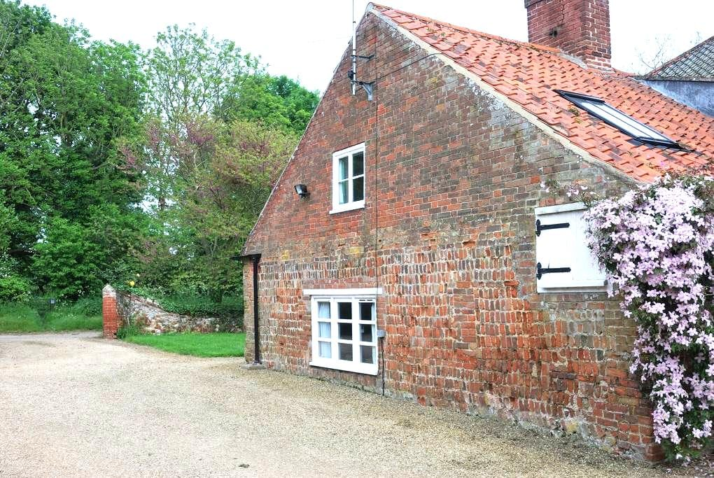 Leith House, Burnham Overy Town - Burnham Overy Town - Apartment