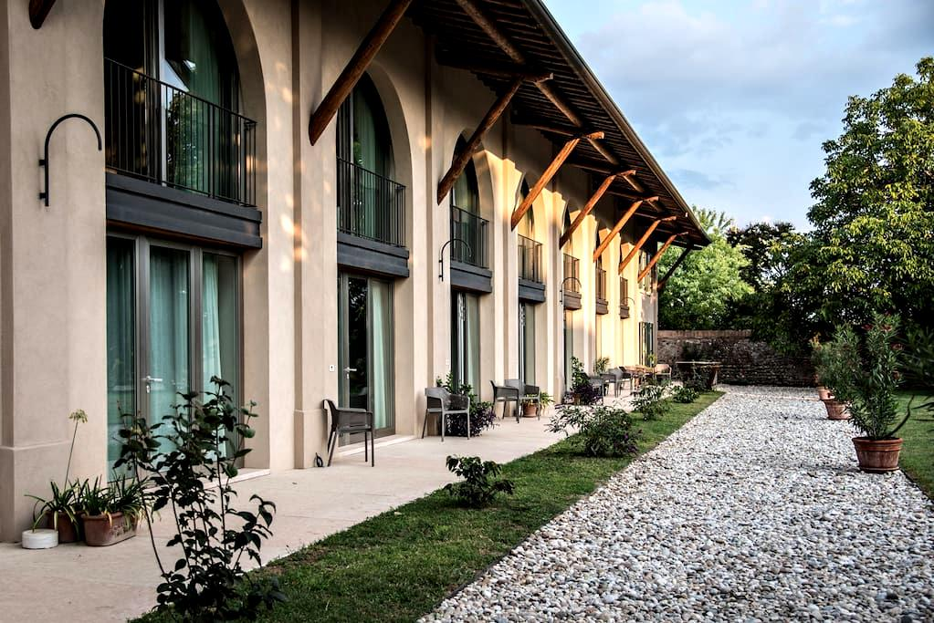 Agriturimo Corte Ruffoni - Zevio-santa Maria - Apartemen