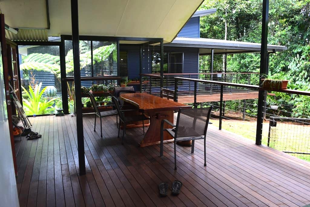 Chowchilla Rainforest Cottage - Millaa Millaa - House