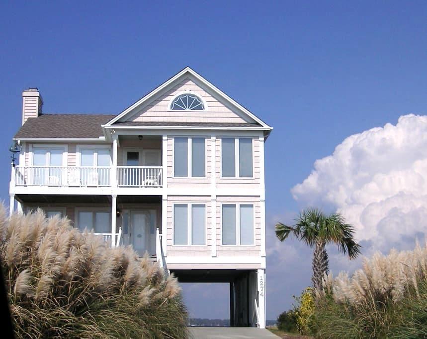 Beach House with Fabulous Views - Holden Beach