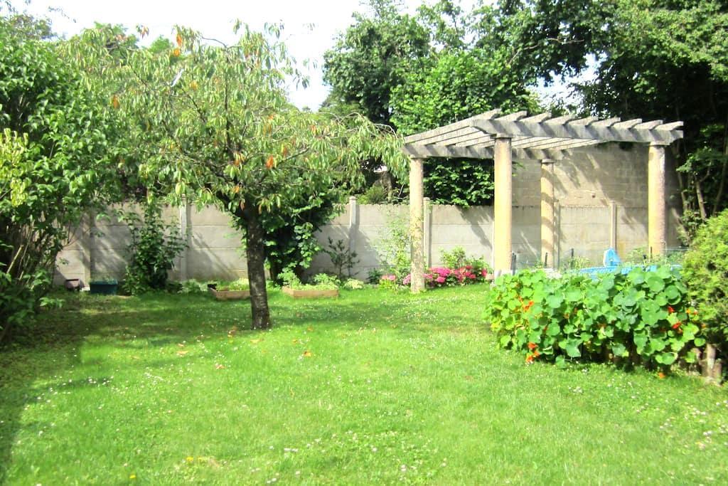 two rooms independentappt -garden - true breakfast - Bourges