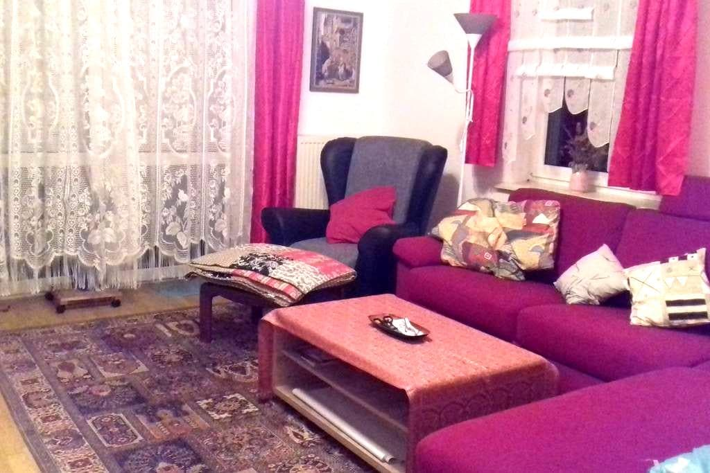 Schöne 2-Zimmer + Bad & Küche in Rieden - Rieden