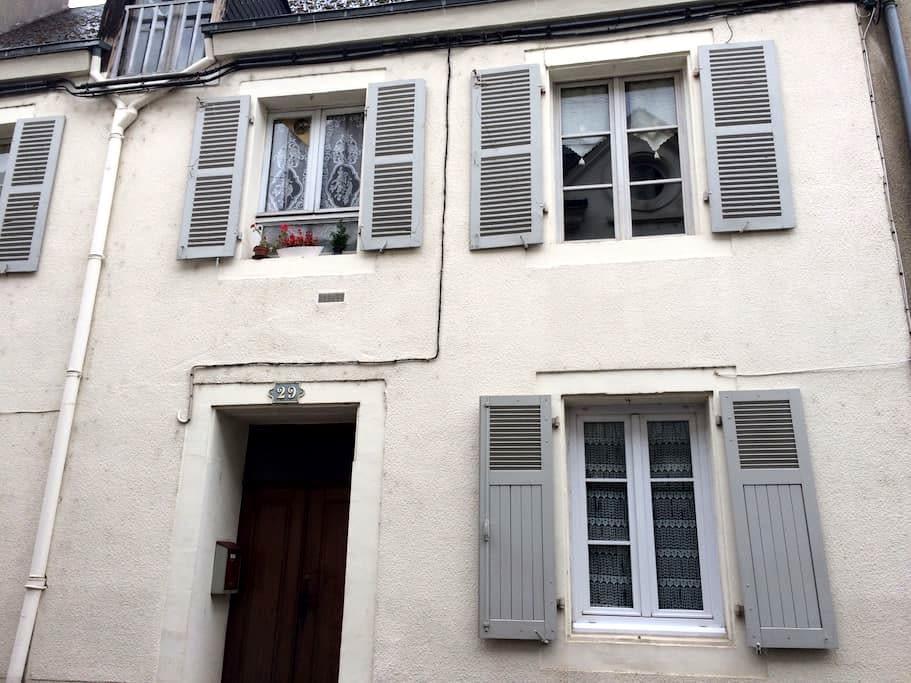 Studio centre ville de Chateauroux - Châteauroux - Apartamento