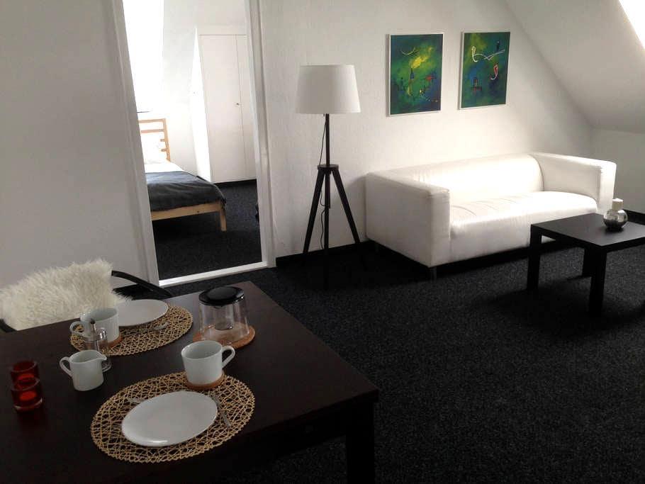 Gemütliche, moderne Stadtwohnung - Aurich - Condominium