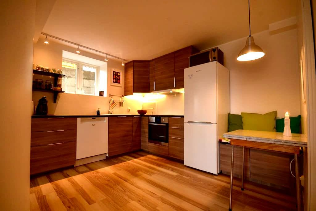 Apartment in classic Bergen house - Bergen - Daire