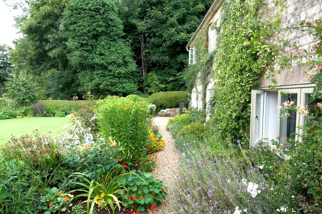 Peaceful sojourn in the Cotswolds - Bibury - Casa