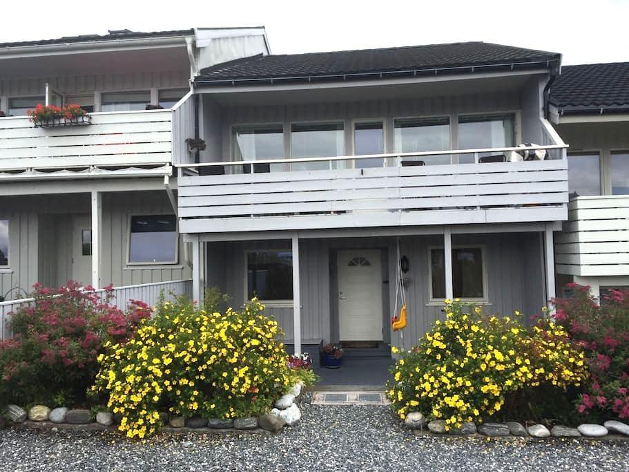 Hyggelig rekkehus i  Kristiansund, - Kristiansund - Townhouse