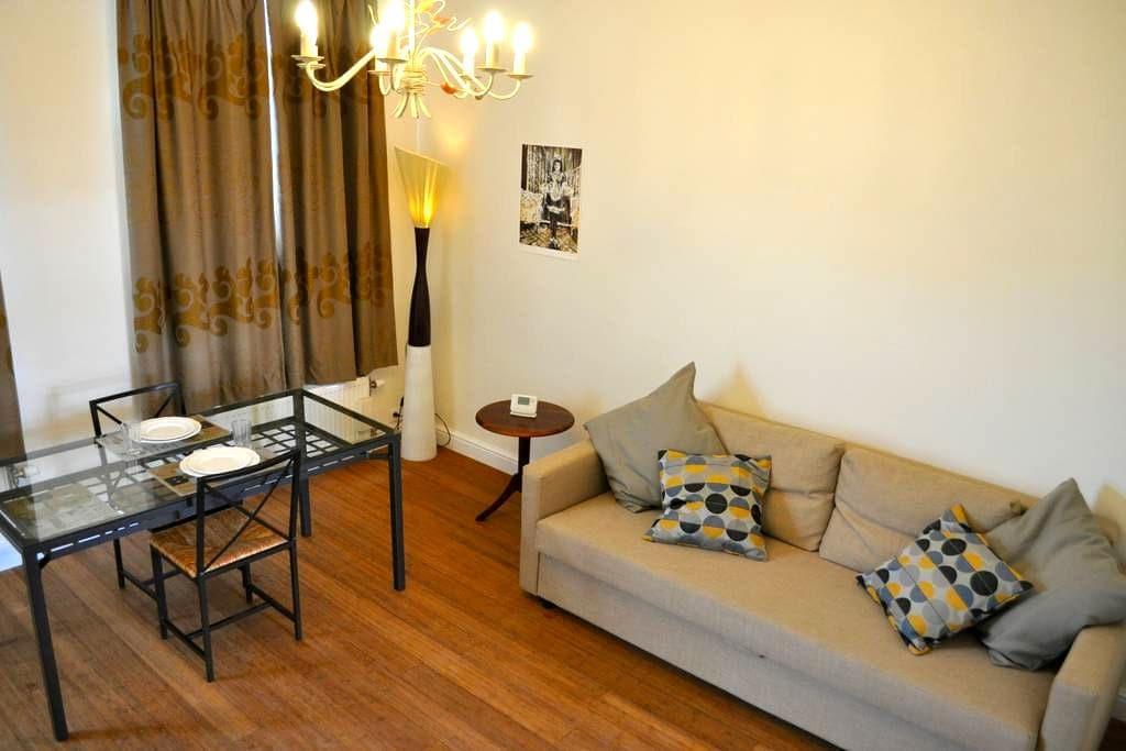 Peaceful Private Brussels - Molenbeek-Saint-Jean - Apartament