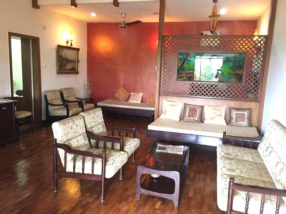 Fantastic Penthouse in Bangalore - Bangalore - Appartamento