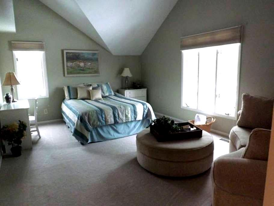 Spacious, yet cozy and comfortable  - Meridian Charter Township - House