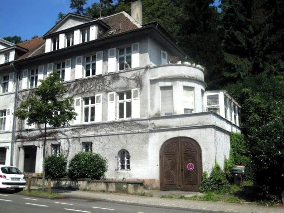Stadtvilla in Saarbrücken - Saarbrücken - House