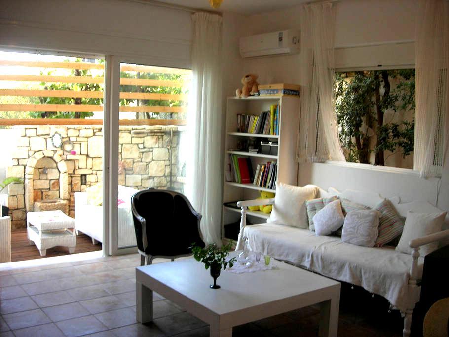Διαμέρισμα με θέα . - Marathitis