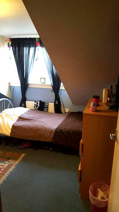 Homely twin room - Cambridge - Hus